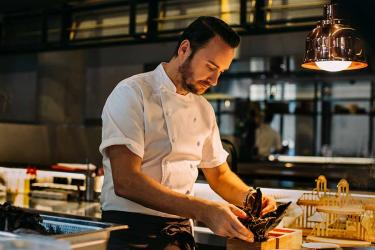 Jason Atherton is opening The Betterment at The Biltmore hotel in Mayfair