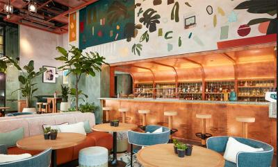 Christina's at The Mondrian Shoreditch will serve up katsu sandos, foraged cocktails and pastries from Chestnut Bakery