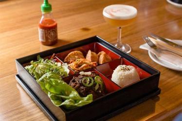 Bo Drake Launches lunchtime Korean Bento boxes