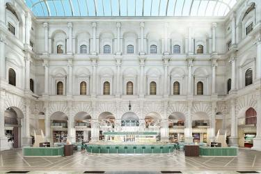 Fortnum's is opening a restaurant and bar at The Royal Exchange