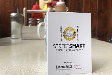 Street Smart helps restaurants and diners give the greatest gift this Christmas
