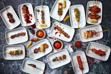 Humble Chicken will be Angelo Sato's Soho yakitori bar
