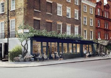 AOK Kitchen will be a gluten and dairy-free restaurant and bakery in Marylebone