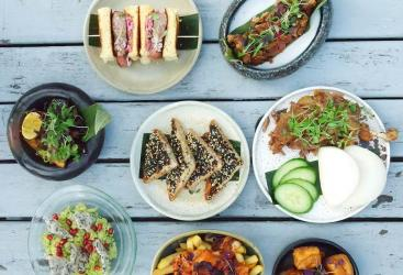 Chunky Buddha will serve up Asian tapas at Nightjar