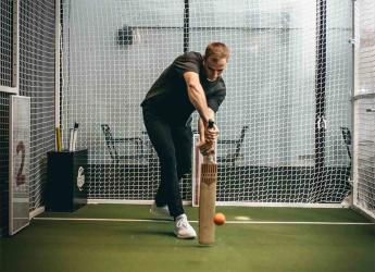 Sixes sees the Mac & Wild team bring their indoor cricket club bar to Fitzrovia