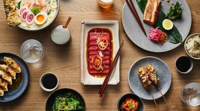 YO! Sushi now has YO! Kitchen at Westfield London