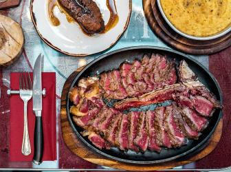 Macellaio RC takes over the Cafe Monico space on Shaftesbury Avenue