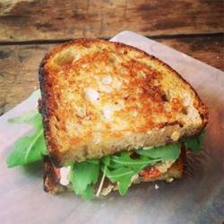 Grilled cheese sandwiches come to Brixton's Salon