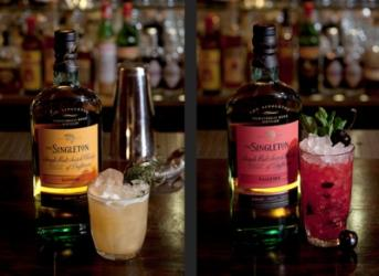 Singleton Whisky holds night market with Hix and ForzaWin