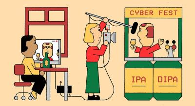 Cyber Fest - a virtual beer fest - is coming