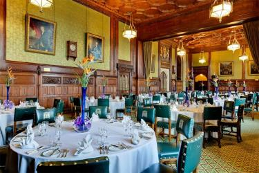 Now you can dine in  the House of Commons during recess too
