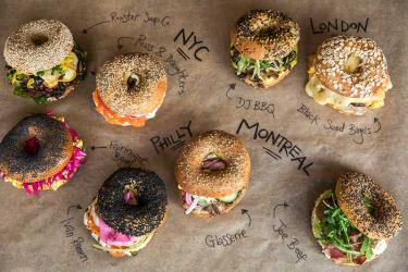 The Good Egg are bringing America's finest bagels to London this summer
