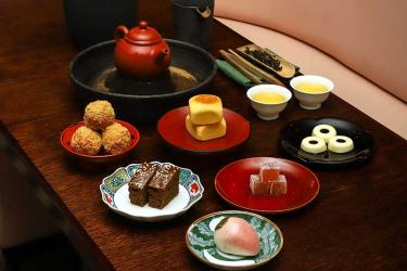 XU launches its first full Taiwanese afternoon tea