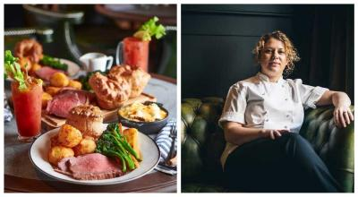 Ex-Harwood Arms chef takes on Westminster's Blue Boar Pub