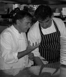 Raymond Blanc and Bruno Loubet team up for charity dinner at The Zetter