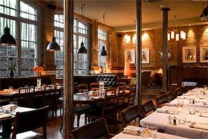 London's top chefs to cook for Redhook's Cornish Grill lunchclub