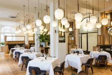Anna Hansen reveals details of the new Modern Pantry in Finsbury Square