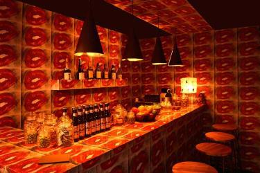 The Lip Bar at Selfridges will be part art installation, part beer bar