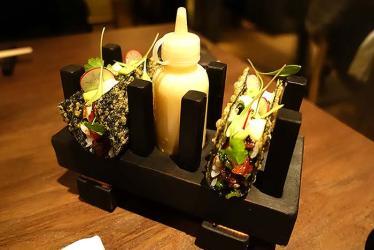 A Sosharu thing - we Test Drive Jason Atherton's Clerkenwell restaurant
