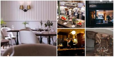London's Michelin starred restaurants for 2019
