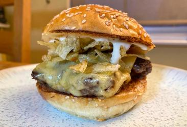 Test Driving the Burger & Beyond At Home kits - burgers, poutine & more