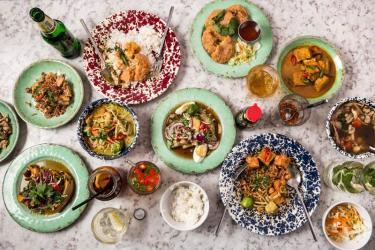 Rosa's Thai Cafe Soho goes veggie for three months