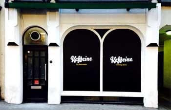 Kaffeine announce new store on Eastcastle Street