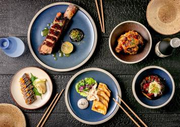 Yatay is a new Japanese grill restaurant for Soho