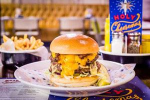 London's Christmas specials - festive burgers, sandwiches and more