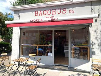 Bacchus N4 serves up wine and snacks on Stroud Green Road