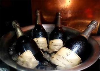 Paramount launch Englishmen Abroad wine dinners