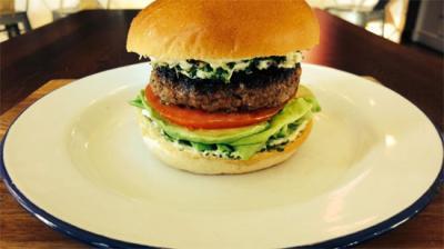 Ben's Canteen launches Meantime Monday lamb burger
