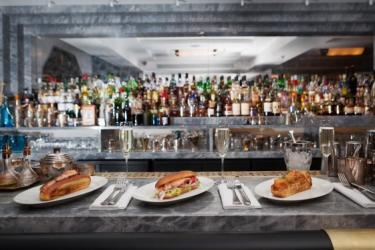 Hawksmoor Knightsbridge launch new bar menu with lobster rolls and a steak sarnie