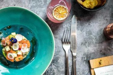 Motley in Whitechapel has an eco-conscious menu and a cracking cocktail list