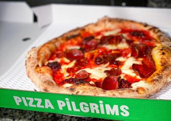 Pizza Pilgrims is opening a pizzeria and pizza academy in Camden