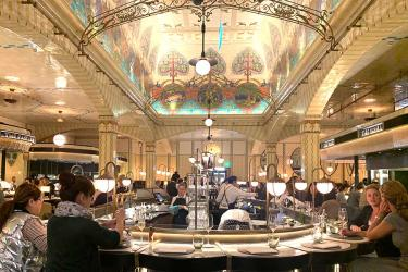 Test Driving Harrods' Dining Hall - where luxury and passion for produce meets in Knightsbridge