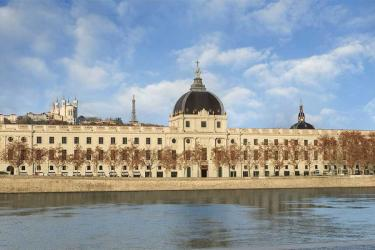 Checking into the InterContinental Lyon - Hotel Dieu - a piece of Lyonnais history gets the luxe hotel makeover