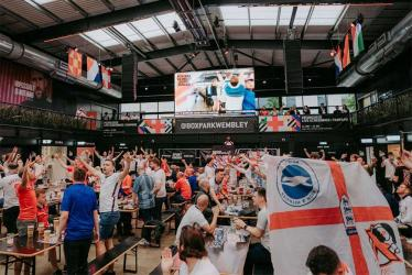Where to eat, drink and watch the Euros in London