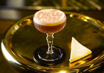 Manhattan - Asia's Best Bar - is popping up in London at 34