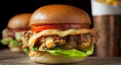 New Kentucky Burger hits the bar menu at Hawksmoor Seven Dials