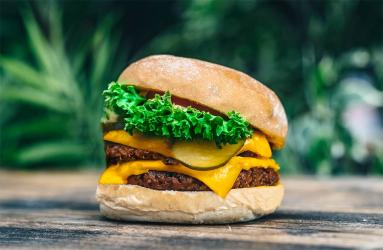 Lewis Hamilton gets into the plant-based burger biz with Neat Burger