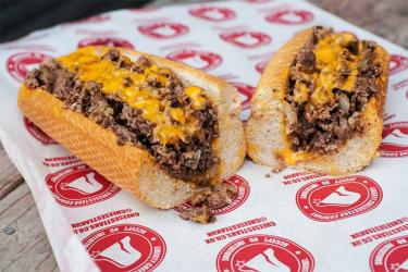 Passyunk Avenue brings Philly-style cheesesteak sandwiches to Fitzrovia - updated