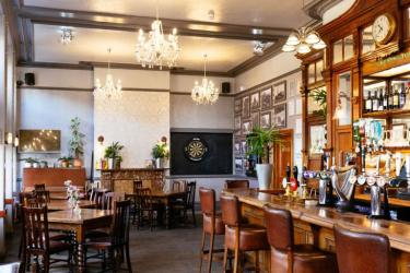 Camden's Golden Lion pub gets an ex Drapers Arms chef in the kitchen