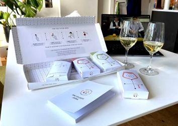 Virtual vinology - we sign up for the Online Wine Tasting Club