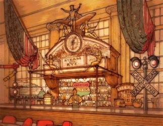 Prohibition style Steam & Rye opening in the City