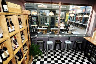 The Wine Parlour bottle shop and bar opens in Brixton Village