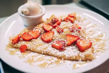 Krept and Konan's Crepes and Cones pops up at Boxpark Croydon