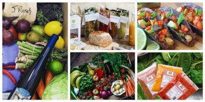 London's best food shops making home deliveries