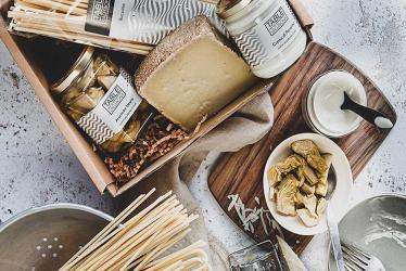 Table@Vallebona teams up with Jacob Kenedy, Adam Byatt and more for recipe kits