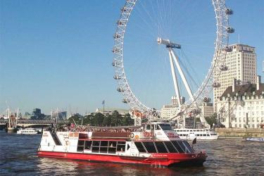 Fancy an Oktoberfest themed craft beer cruise down the Thames?